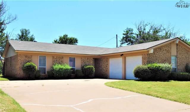 1320 Amherst Street, Wichita Falls, TX 76354 (MLS #154869) :: WichitaFallsHomeFinder.com