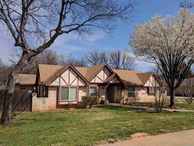 4502 Shady Lane, Wichita Falls, TX 76309 (MLS #154887) :: WichitaFallsHomeFinder.com