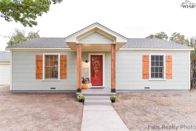 3008 Avenue L, Wichita Falls, TX 76309 (MLS #154889) :: WichitaFallsHomeFinder.com