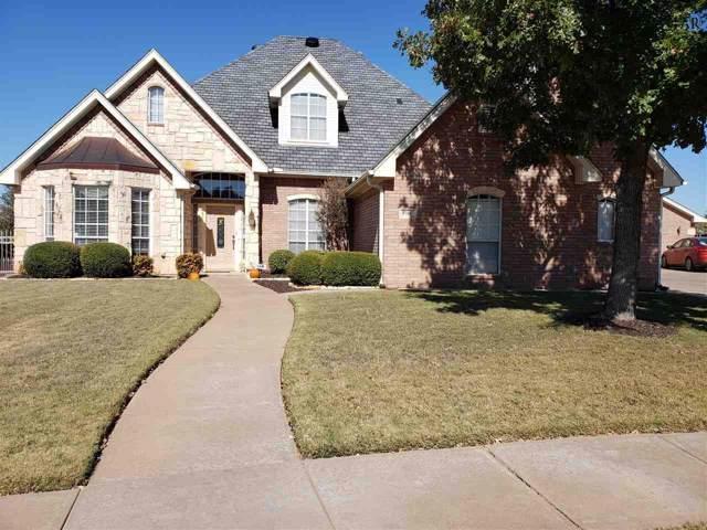 5 Canyon Cliff Court, Wichita Falls, TX 76309 (MLS #154897) :: WichitaFallsHomeFinder.com