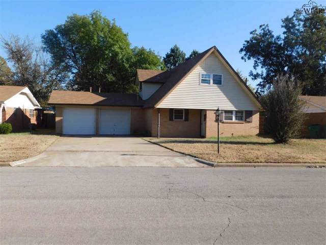 1008 E Beverly Loop, Burkburnett, TX 76354 (MLS #154898) :: WichitaFallsHomeFinder.com
