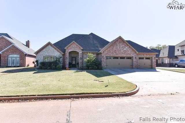 1717 Brenda Hursh Drive, Wichita Falls, TX 76302 (MLS #154906) :: WichitaFallsHomeFinder.com