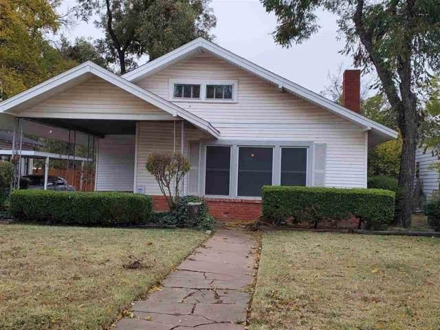 1823 Lucile Avenue, Wichita Falls, TX 76301 (MLS #154914) :: WichitaFallsHomeFinder.com
