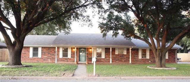 1219 Danberry Street, Burkburnett, TX 76354 (MLS #154922) :: WichitaFallsHomeFinder.com