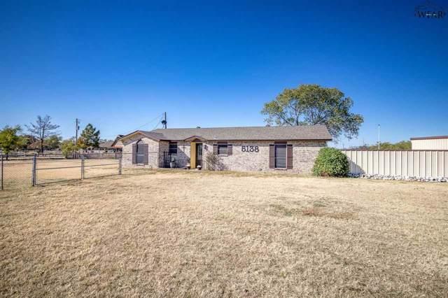 5138 Deer Creek Road, Wichita Falls, TX 76302 (MLS #154933) :: WichitaFallsHomeFinder.com