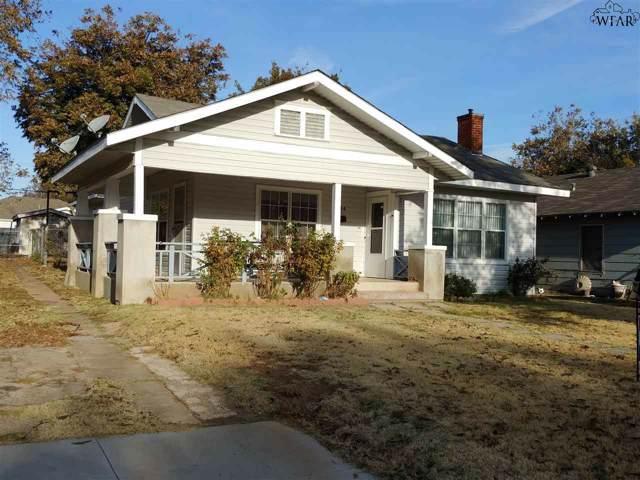 2004 Polk Street, Wichita Falls, TX 76309 (MLS #154961) :: WichitaFallsHomeFinder.com