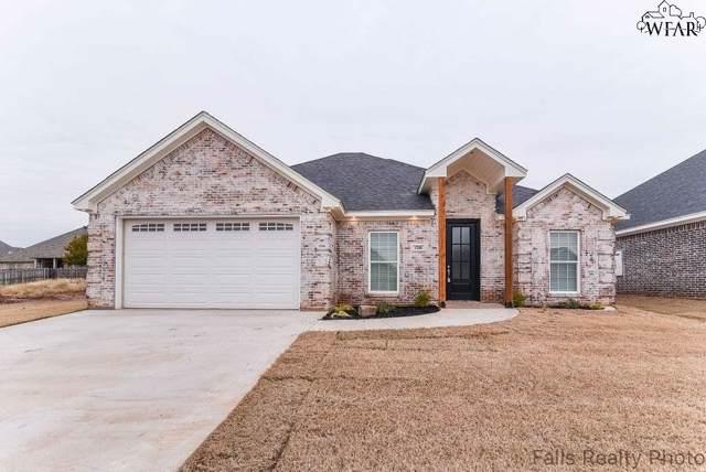 1716 Shoal Creek Drive, Wichita Falls, TX 76310 (MLS #154963) :: WichitaFallsHomeFinder.com