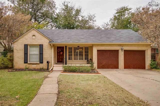 3104 Speedway Avenue, Wichita Falls, TX 76308 (MLS #154965) :: WichitaFallsHomeFinder.com