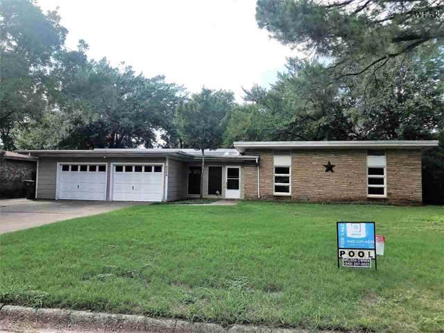 4304 Wynnwood Drive, Wichita Falls, TX 76308 (MLS #154978) :: WichitaFallsHomeFinder.com