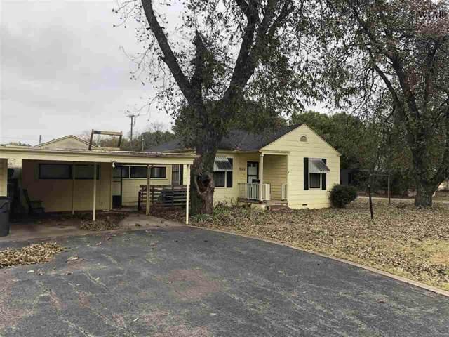 3102 Northeast Drive, Wichita Falls, TX 76306 (MLS #154983) :: WichitaFallsHomeFinder.com