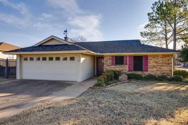 1701 Grandview East, Wichita Falls, TX 76306 (MLS #154991) :: WichitaFallsHomeFinder.com