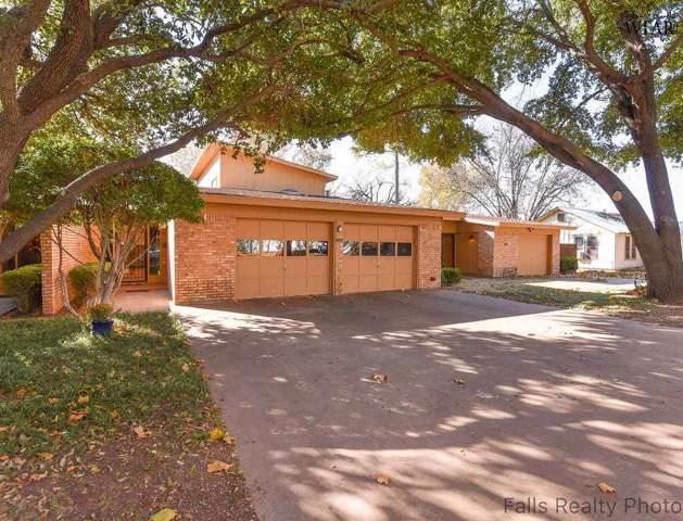 416 Park Street, Burkburnett, TX 76354 (MLS #154998) :: WichitaFallsHomeFinder.com