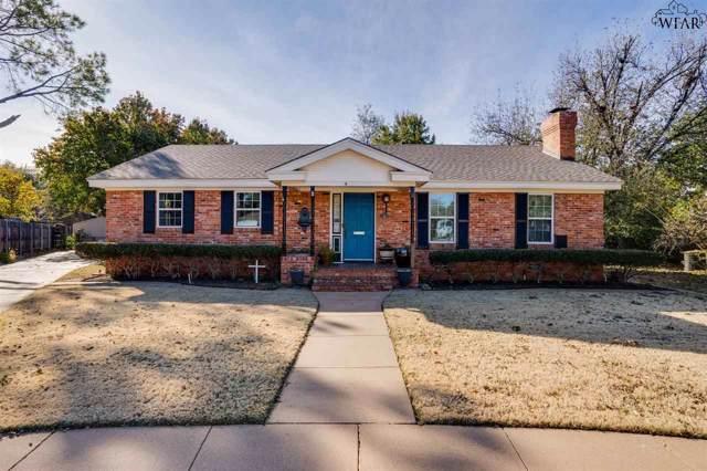 4 Merry Hill Circle, Wichita Falls, TX 76309 (MLS #155000) :: WichitaFallsHomeFinder.com