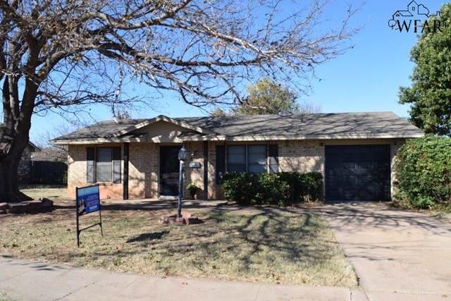4824 Sonora Drive, Wichita Falls, TX 76301 (MLS #155001) :: WichitaFallsHomeFinder.com
