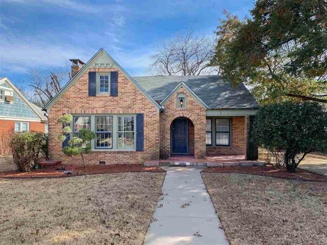 1309 Grant Street, Wichita Falls, TX 76309 (MLS #155005) :: WichitaFallsHomeFinder.com