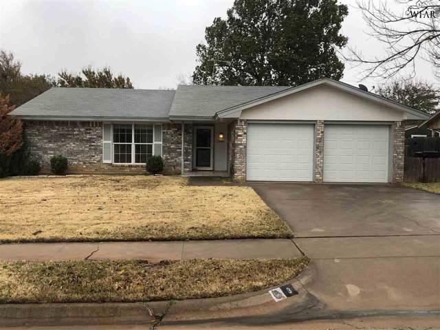 3 Chanute Circle, Wichita Falls, TX 76306 (MLS #155008) :: WichitaFallsHomeFinder.com