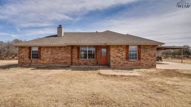 846 Little Lease Road, Holliday, TX 76366 (MLS #155011) :: WichitaFallsHomeFinder.com