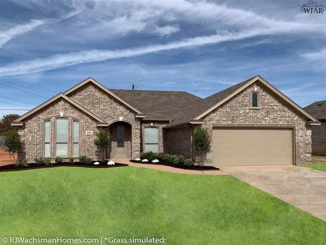 6032 Oakmont Drive, Wichita Falls, TX 76310 (MLS #155021) :: WichitaFallsHomeFinder.com