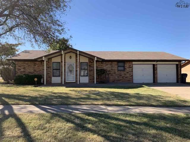 5400 Hooper Drive, Wichita Falls, TX 76306 (MLS #155027) :: WichitaFallsHomeFinder.com