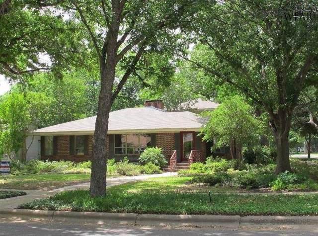2425 Cambridge Avenue, Wichita Falls, TX 76308 (MLS #155033) :: WichitaFallsHomeFinder.com