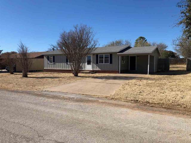 1115 S Oak Street, Archer City, TX 76351 (MLS #155040) :: Bishop Realtor Group