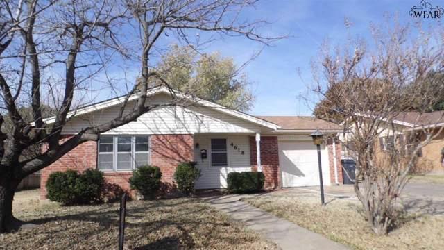 4618 Tammy Drive, Wichita Falls, TX 76306 (MLS #155044) :: WichitaFallsHomeFinder.com