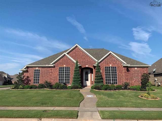 5010 Legacy Drive, Wichita Falls, TX 76310 (MLS #155049) :: WichitaFallsHomeFinder.com