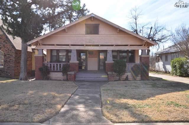 2007 Elizabeth Avenue, Wichita Falls, TX 76309 (MLS #155057) :: WichitaFallsHomeFinder.com