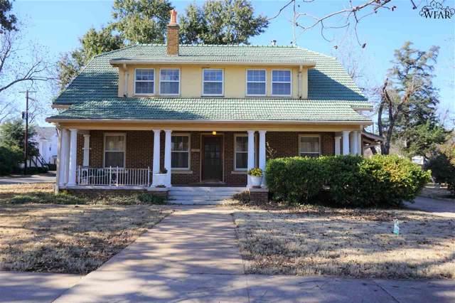 1410 Grant Street, Wichita Falls, TX 76309 (MLS #155062) :: WichitaFallsHomeFinder.com