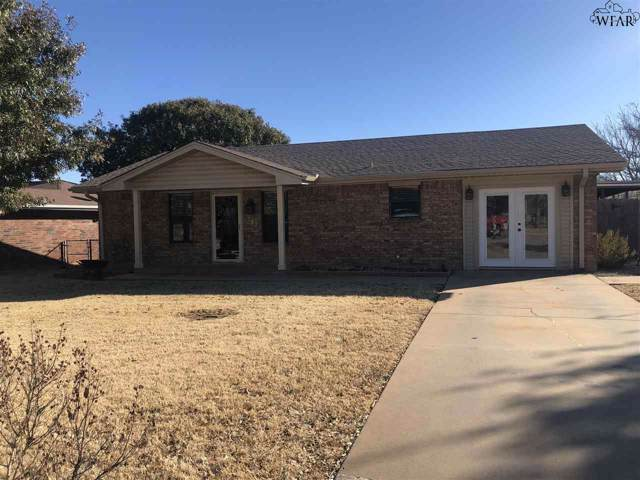 707 W Louisa Avenue, Iowa Park, TX 76367 (MLS #155064) :: WichitaFallsHomeFinder.com