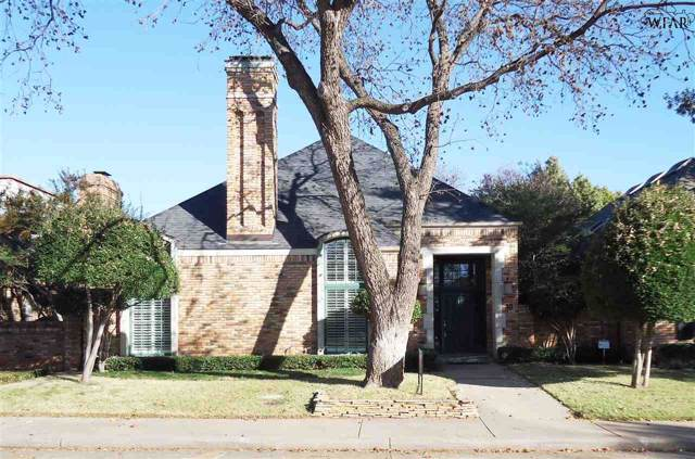 30 Chateau Court, Wichita Falls, TX 76302 (MLS #155067) :: WichitaFallsHomeFinder.com