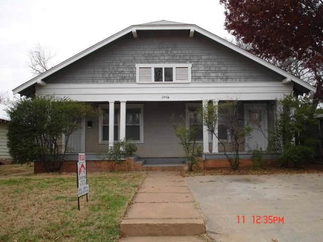 2004 Joline Street, Wichita Falls, TX 76309 (MLS #155079) :: WichitaFallsHomeFinder.com