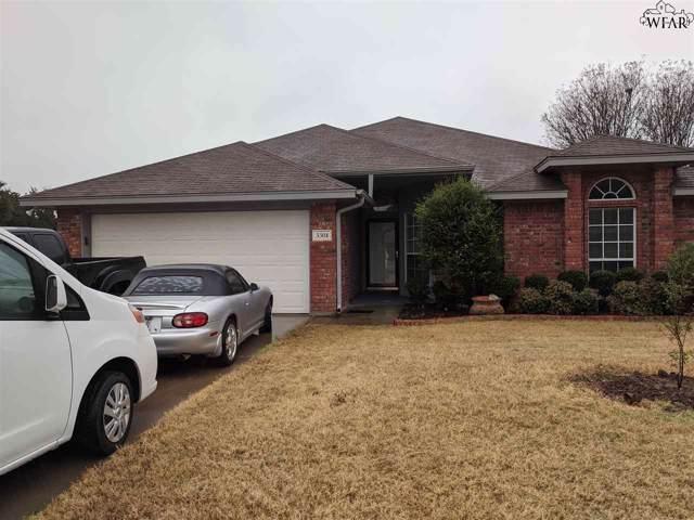 5301 Blue Stem Drive, Wichita Falls, TX 76310 (MLS #155091) :: WichitaFallsHomeFinder.com