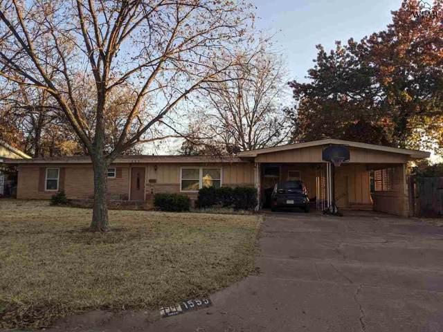 1555 Mesquite Street, Wichita Falls, TX 76302 (MLS #155104) :: WichitaFallsHomeFinder.com