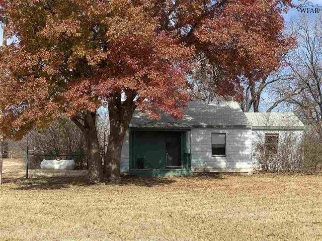 2330 W Peterson Road, Iowa Park, TX 76367 (MLS #155132) :: WichitaFallsHomeFinder.com