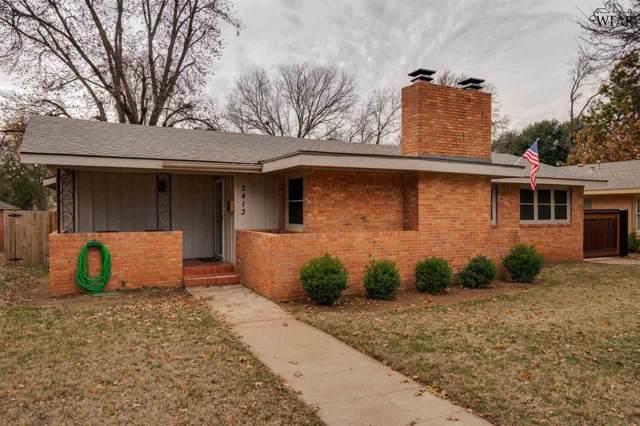 2413 Farington Road, Wichita Falls, TX 76308 (MLS #155135) :: WichitaFallsHomeFinder.com
