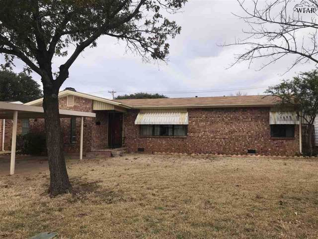 1608 Hursh Avenue, Wichita Falls, TX 76302 (MLS #155144) :: WichitaFallsHomeFinder.com