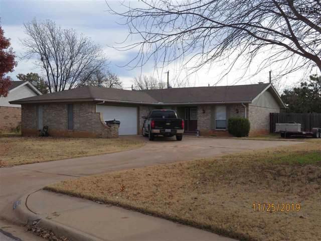 5523 Briargrove Drive, Wichita Falls, TX 76310 (MLS #155150) :: WichitaFallsHomeFinder.com