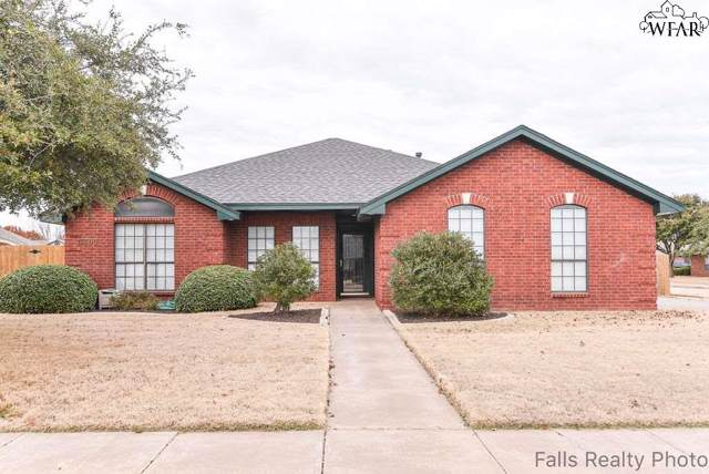5300 Pepperbush Drive, Wichita Falls, TX 76310 (MLS #155151) :: WichitaFallsHomeFinder.com