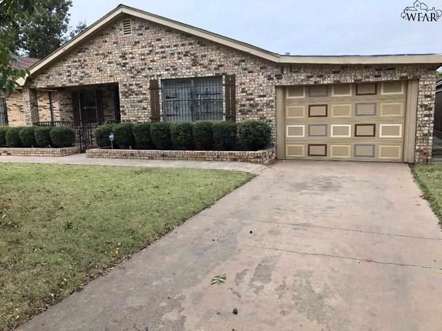 1404 Gladiolus Street, Wichita Falls, TX 76301 (MLS #155162) :: WichitaFallsHomeFinder.com
