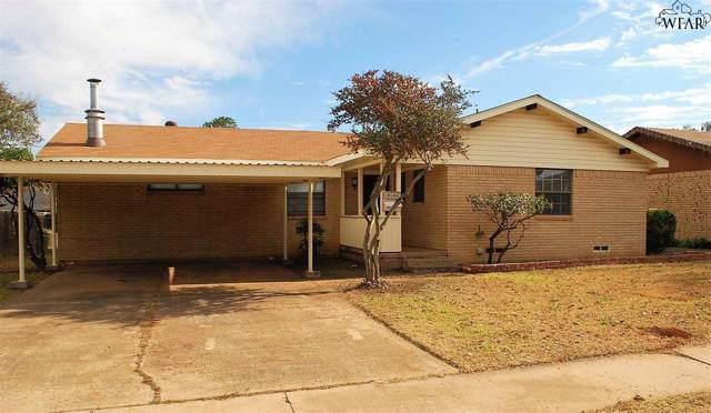 4645 Brookdale Drive, Wichita Falls, TX 76310 (MLS #155164) :: WichitaFallsHomeFinder.com