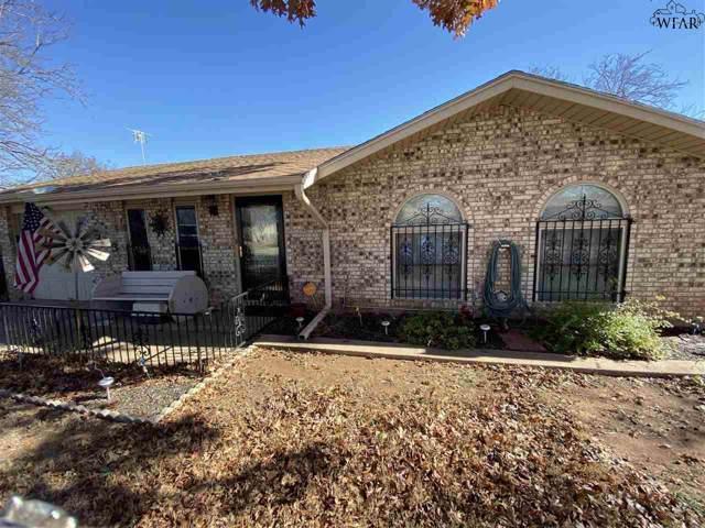 913 Foley Avenue, Iowa Park, TX 76367 (MLS #155167) :: WichitaFallsHomeFinder.com