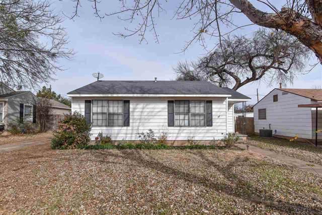2938 Blankenship Street, Wichita Falls, TX 76308 (MLS #155170) :: WichitaFallsHomeFinder.com