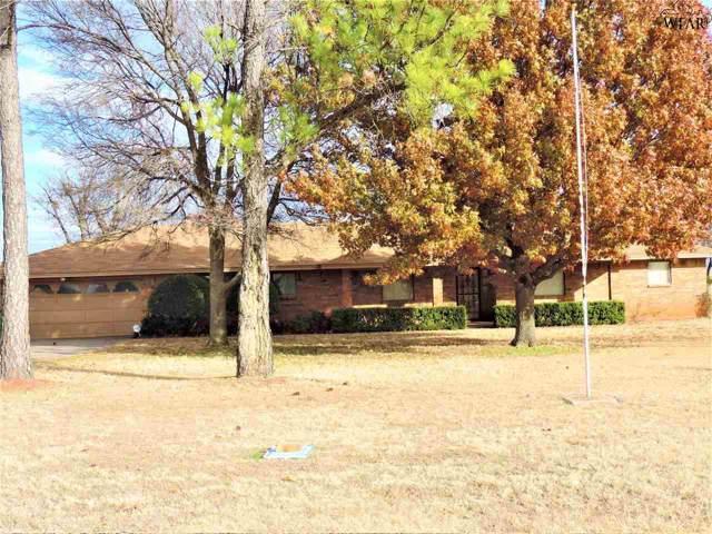 2363 Bridwell Road, Iowa Park, TX 76367 (MLS #155171) :: WichitaFallsHomeFinder.com