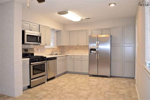 1329 Sunset Drive, Iowa Park, TX 76367 (MLS #155180) :: WichitaFallsHomeFinder.com