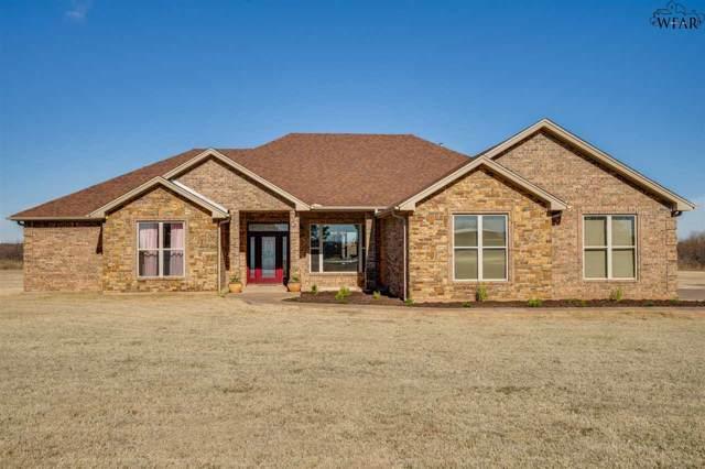 2702 Brandon Road, Iowa Park, TX 76367 (MLS #155185) :: WichitaFallsHomeFinder.com