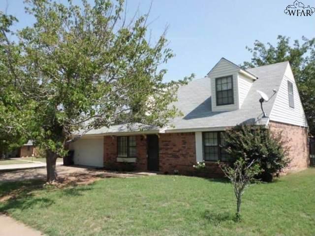 5513 Castle Drive, Wichita Falls, TX 76306 (MLS #155200) :: WichitaFallsHomeFinder.com