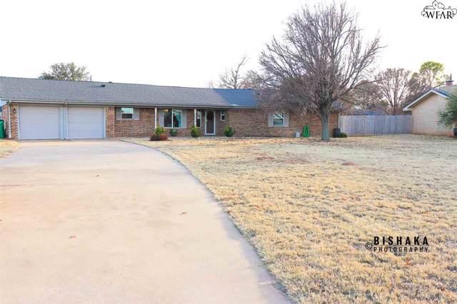 1208 E Sycamore Street, Burkburnett, TX 76354 (MLS #155207) :: WichitaFallsHomeFinder.com