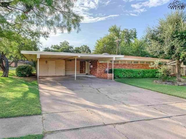 4800 Marsha Lane, Wichita Falls, TX 76302 (MLS #155210) :: WichitaFallsHomeFinder.com