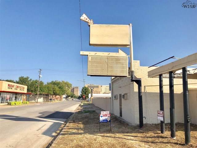 1205 Lamar Street, Wichita Falls, TX 76301 (MLS #155211) :: WichitaFallsHomeFinder.com